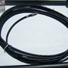 Fiber Optic armoured cable approximately 20' long