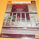 Magnus Chord Organ Music Book South of the Border  Book # 16
