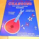 Magnus Chord Organ  Chansons Les 23 Plus Belles Livre 30