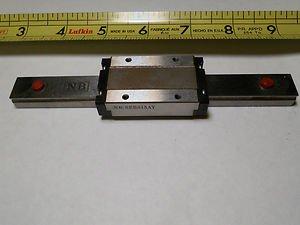 "NB Miniature Linear motion ball bearing slide SEBS15AY  21/4"" travel"