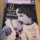 Magnus 12-16 Chord Organ Music Book #27 Spiritual Songs