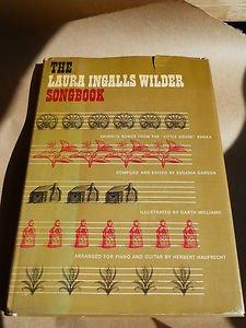 The Laura Ingalls Wilder Songbook, 1968 HC