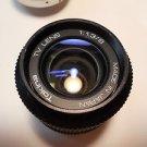 Tokina wide angle TV Lens 1: 1.3/8