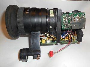 Sonoptor Lens Assembly 1: 1.4 , 12.5 , 72 mm