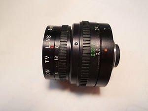 Vicon TV Lens 8mm 1: 1.8