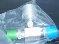 Nupro Air Operated Stainless Steel Bellow Valve