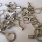 Lot 150 Navy crimp lugs T&B 14 , D8
