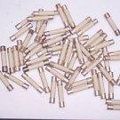 Ceramic fuses FO , 3A , 250 volt  , 60 pcs. this lot