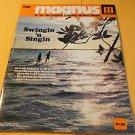 Magnus Chord Organ Music Book Swingin 'N Singin Book # 206