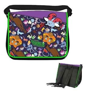 Bravest Warriors Convertible Backpack Messenger Bag