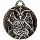 Baphomet (Sabbatic Goat) Amulet Pendant Necklace