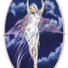 Moon Child Sticker - Art by Selina Fenech - Jumbo Decal 10""