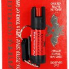Vampire Repellent Pepper Spray with a Touch of Garlic 1/2 oz