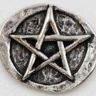 Pentagram Pocket Stone - Ritual Magic and Meditation