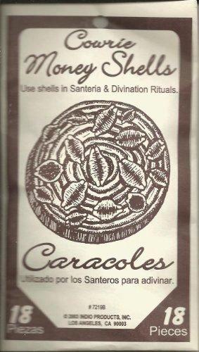 Cowrie Money Shells - Caracoles - For Divination Rituals