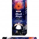 GR Black Magic Incense - Magia Negra Incienso - 120 sticks