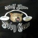 "Wolf Stone Biker Bandana Head Scarf Handkerchief 18"" x 18"" - 4 pack"