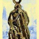Talisman St. Lazarus With Crutch