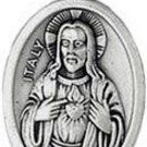 Religious Medal Sacred Heart Of Jesus