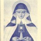 Talisman & Prayer to St Clara's Chalice - Amuleto & Oracion a Santa Clara