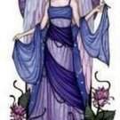 Jessica Galbreth ‑ Angel Virtues Wisdom Fairy ‑ Sticker / Decal
