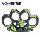 Z-Hunter Zombie Belt Buckle Paper Weight - ZB-017G