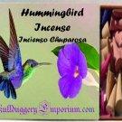 Hummingbird Incense Cones - Incienso Chuparosa