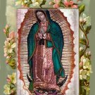 Virgen de Guadalupe Incienso (15 cones) Our Lady of Guadalupe Incense