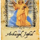 Archangel Jophiel Resin Incense - Patron of Artists and Illumination