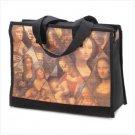 Renaissance Images Zippered Shoulder Bag Tote