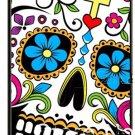 Sugar Skull Dia de los Muertos Hard Back iPhone case 4 / 4s