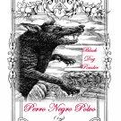 Black Dog Sachet Dust Powder Hoodoo Voodoo - Perro Negro Prieto Polvo Espiritual