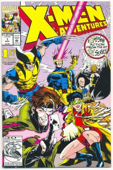 X-Men Adventures #1 Animated TV Series