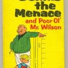 Dennis The Menace And Poor Ol' Mr. Wilson SC Fawcett 1971