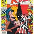 Uncanny X-Men #211 Mutant Massacre Wolverine 1986 VF/NM