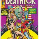Astonishing Tales #35 Deathlok The Demolisher The Final Battle!