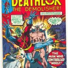 Astonishing Tales #34 Deathlok The Demolisher HTF Bronze Age!