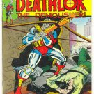 Astonishing Tales #30 Deathlok The Demolisher - Shoot-Out At The Fear Factory!