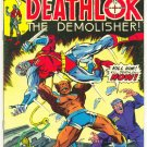 Astonishing Tales #27 Deathlok The Demolisher - The Fury Of War-Wolf !