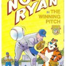 Nolan Ryan The Winning Pitch 1992 DC Promotional Comic Sports Illustrated HTF