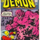 The Demon #10 1973 Jack Kirby Classic Reading copy !