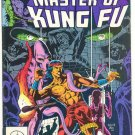 Master Of Kung Fu #117 Devil Deeds Done In Darkness Gene Day Art !