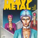 Heavy Metal Jan 1981 Corben Moebius Adult Sci-Fi Classic VF !