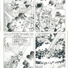 Fantastic Four #316 Pg 22 Pollard Sinnott Original Art The Celestials Attack !