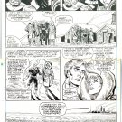 Fantastic Four #316 Pg 9 Pollard Sinnott Crystal & The Inhumans !