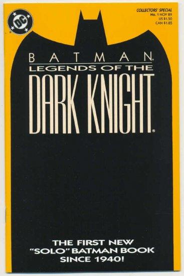 Legends Of The Dark Knight #1 Batman NM !
