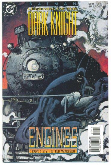 Legends Of The Dark Knight #74 Batman NM !