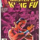 Master Of Kung Fu #101 Not Smoke, Nor Beads, Nor Blood Zeck Art !
