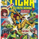 Marvel Chillers #5 Tigra VS Joshua Plague Meugniot Art HTF Bronze !