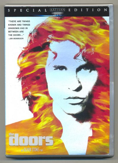 The Doors Special Edition 2 Disc Set Val Kilmer Oliver Stone